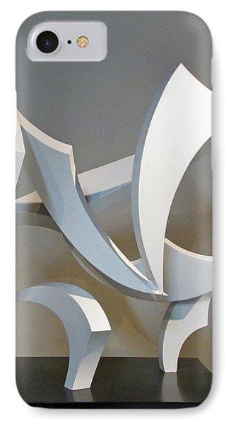 Wind Phone Case by John Neumann