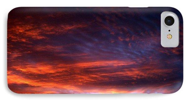 Windows Of Heaven Phone Case by Julia  Walsh