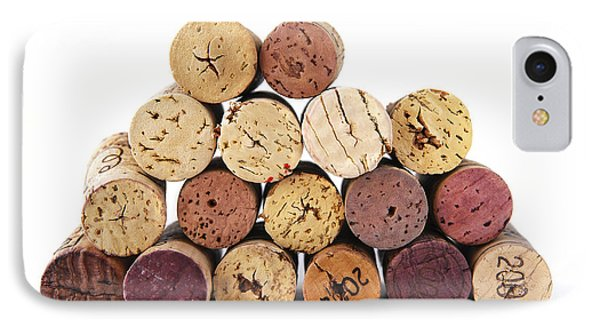 Wine Corks IPhone Case by Elena Elisseeva