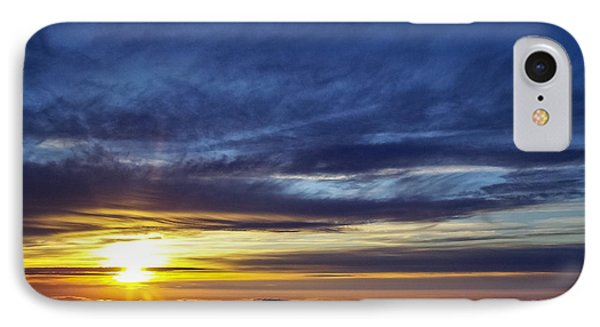 IPhone Case featuring the photograph Winter Dawn Over New England by Greg Reed