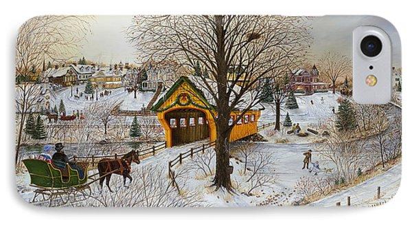 Winter Memories IPhone Case by Doug Kreuger