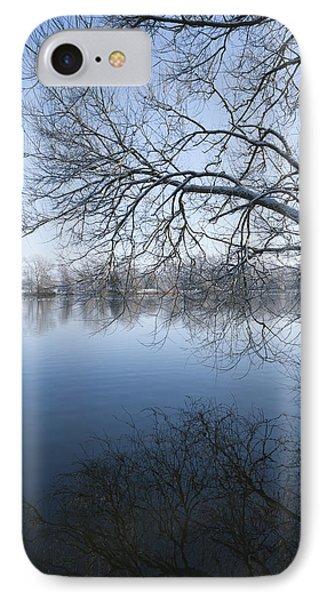 Winter Tree IPhone Case by Svetlana Sewell