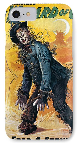 Wizard Of Oz, 1903 Phone Case by Granger