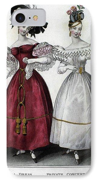 Women's Fashion, 1829 IPhone Case by Granger