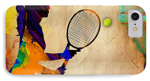 Womens Tennis IPhone Case
