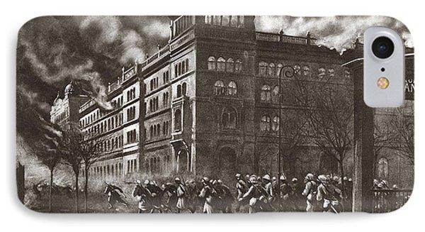 World War I Berlin IPhone Case