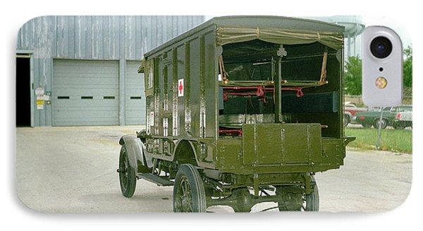 World War I Field Ambulance IPhone Case
