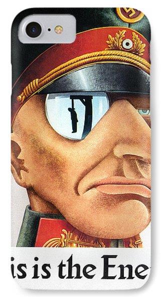 World War II Poster, 1942 IPhone Case by Granger