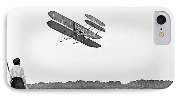 Wright Military Flyer IPhone Case by Library Of Congress