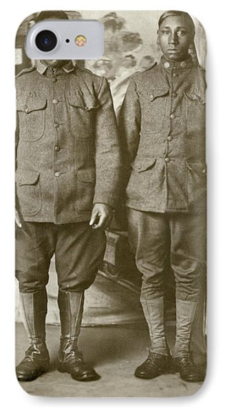 Wwi Soldier, C1916 IPhone Case by Granger