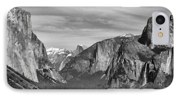 Yosemite IPhone Case by David Gleeson