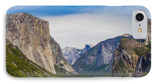 Yosemite Valley IPhone Case by Brian Williamson