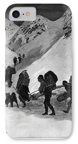 Yukon Gold Rush, 1896 IPhone Case by Granger