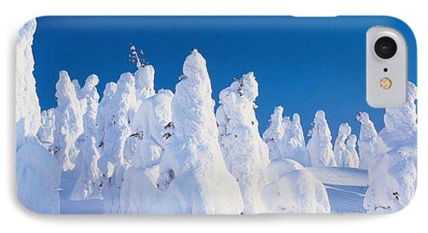 Zao Yamagata Japan IPhone Case by Panoramic Images
