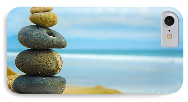 Zen Stone Stacked Together IPhone Case