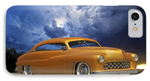 1950 Mercury Custom Phone Case by Dave Koontz