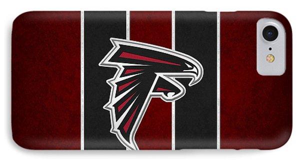 Atlanta Falcons Phone Case by Joe Hamilton