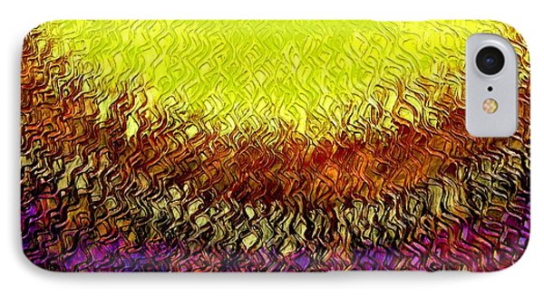 Best Art Choice Award Original Abstract Oil Painting Modern Contemporary House Wall Deco Gallery Phone Case by Emma Lambert
