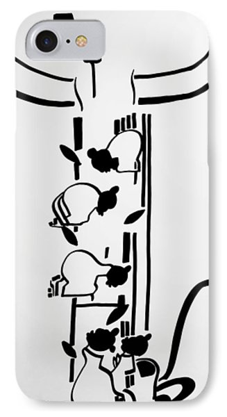 Five Wise Virgins Phone Case by Gloria Ssali