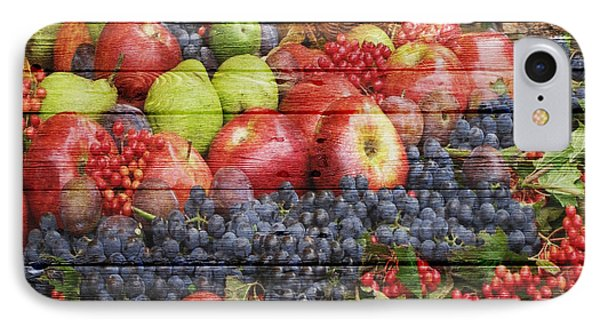 Fruit IPhone 7 Case by Joe Hamilton