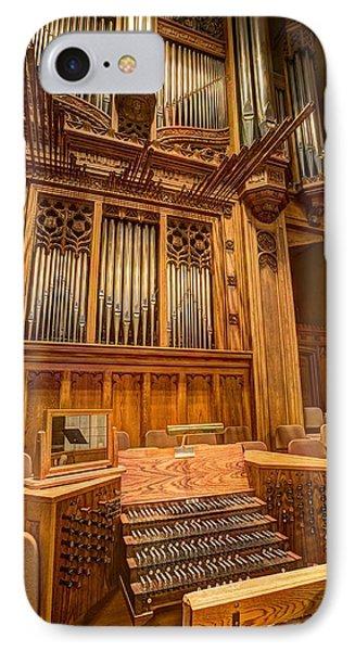 Hennepin Avenue Methodist Church Phone Case by Amanda Stadther