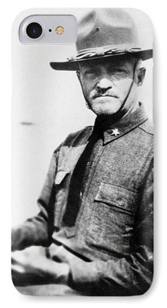 John Joseph Pershing (1860-1948) IPhone Case by Granger