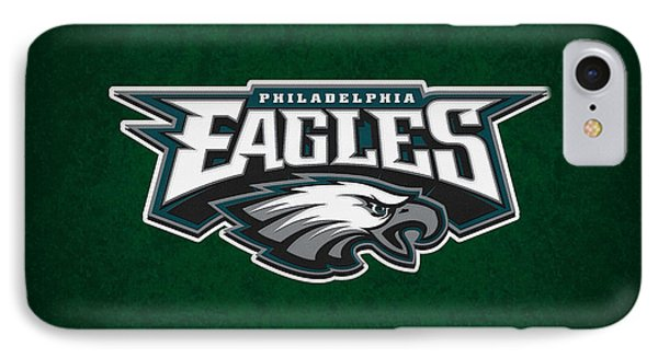 Philadelphia Eagles Phone Case by Joe Hamilton