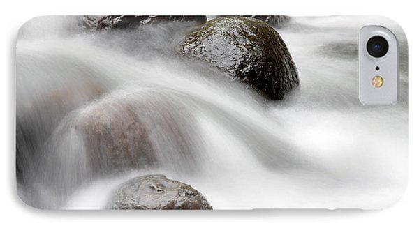 Stream Phone Case by Les Cunliffe