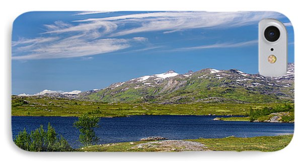 Sweden, Norrbotten IPhone Case by Fredrik Norrsell