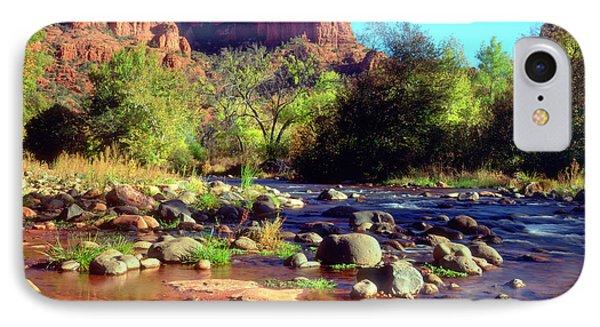 Usa, Arizona, Sedona IPhone Case by Jaynes Gallery