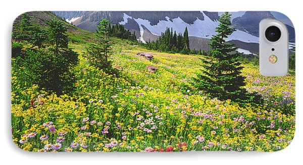 Usa, Montana, Glacier National Park IPhone Case