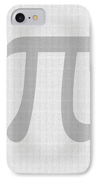 100 Thousand Pieces Of Pi Phone Case by Ron Hedges