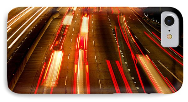 IPhone Case featuring the photograph 101 At Night by Matt Harang