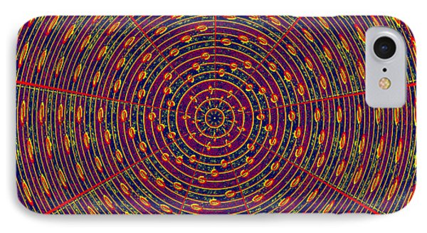 1020 Abstract Thought Phone Case by Chowdary V Arikatla