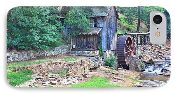 Sixes Mill On Dukes Creek IPhone Case