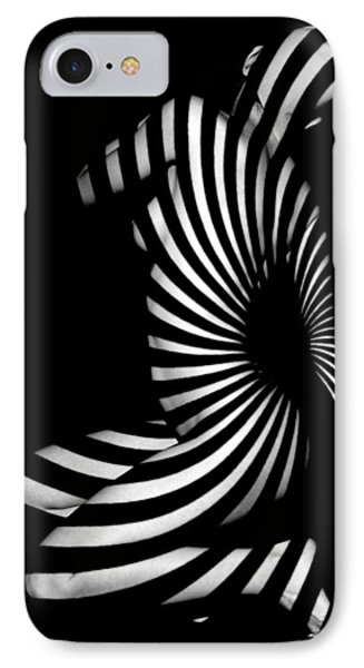 1055  Experimental Abstract Nude Art IPhone Case