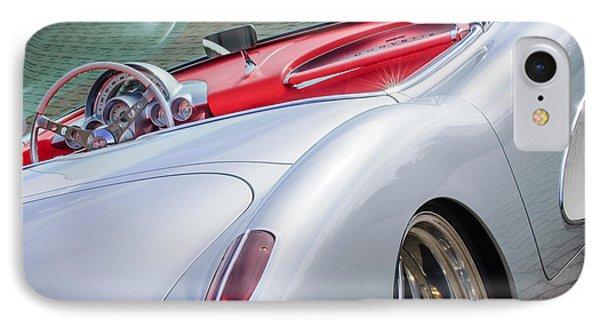 1960 Chevrolet Corvette Phone Case by Jill Reger