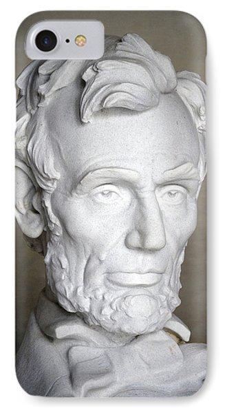 Abraham Lincoln (1809-1865) Phone Case by Granger