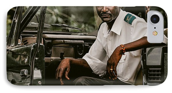 Africa Phone Case by Mihai Ilie