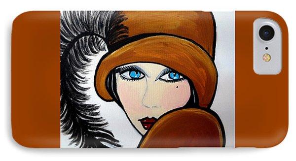 Art Deco  Gail IPhone Case