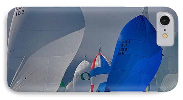 San Francisco Spinnakers IPhone Case