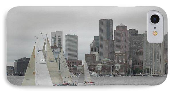 Boston Harbor IPhone Case