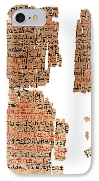 Edwin Smith Papyrus IPhone Case