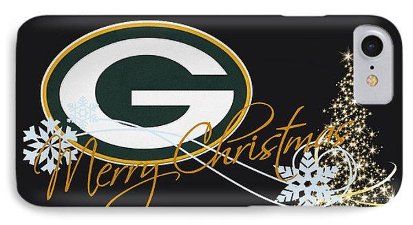 Green Bay Packers Phone Case by Joe Hamilton