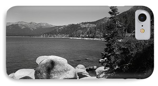 Lake Tahoe IPhone Case