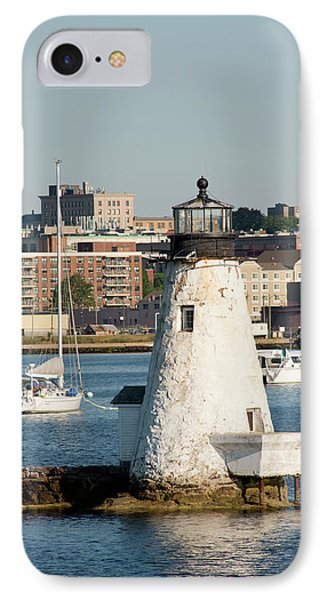 Massachusetts, New Bedford IPhone Case by Cindy Miller Hopkins
