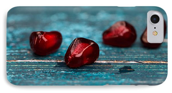 Pomegranate IPhone Case by Nailia Schwarz