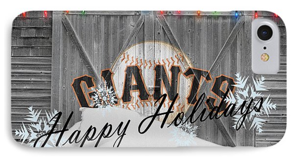 San Francisco Giants IPhone Case