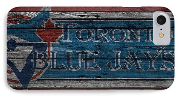 Toronto Blue Jays IPhone Case by Joe Hamilton