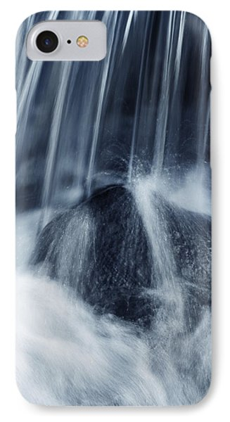 Waterfall Phone Case by Les Cunliffe